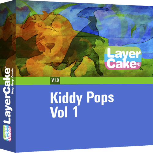 Kiddy Pops Vol 1