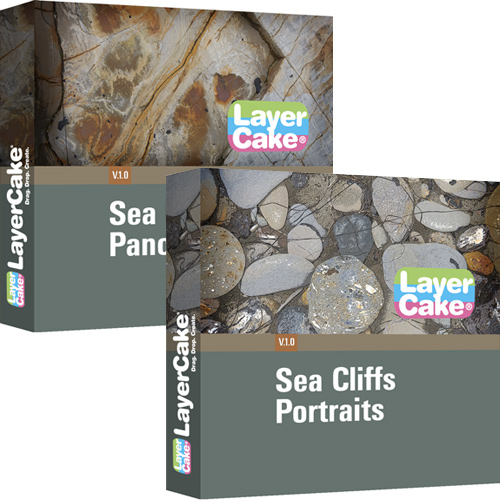 Sea Cliff Portraits & Panoramics Bundle
