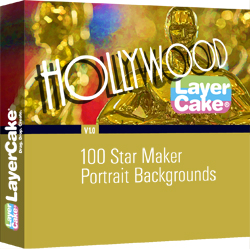 Hollywood Portrait Backgrounds
