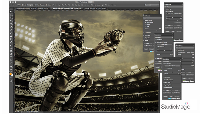 Giving Your Sports Images an Extra Edge
