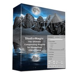 StudioMagic I & II Compositing Plug-ins for Photoshop
